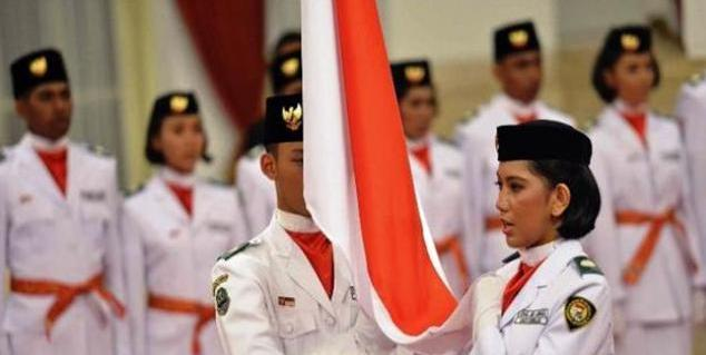 Indonesia commemorates 70th Anniversary of Independence